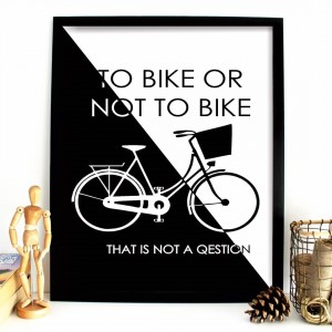 To bike or not to bike